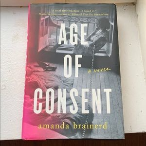 Novel: AGE OF CONSENT